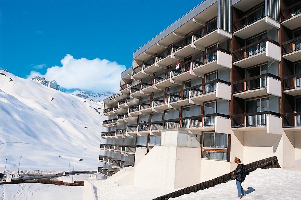 village vacances neige tignes